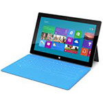 How do I check my email on a Surface Tablet?