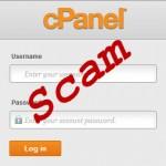 "Phishing scam ""Fatal ERROR! Data lost risk!"""