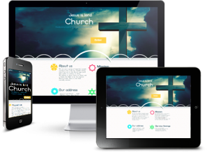 Church Website Builder