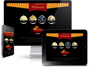 Restaurant Website Builder